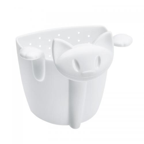 Koziol Zaparzaczka do herbaty MIMMI - kotek biała (KZ-3236525)