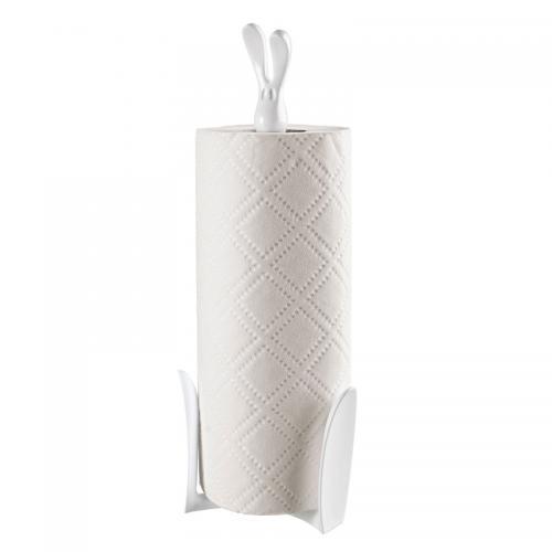 Koziol Stojak na ręczniki papierowe ROGER biały
