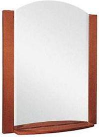 Lustro Koło Impuls 60x74cm czereśnia (88079-000)