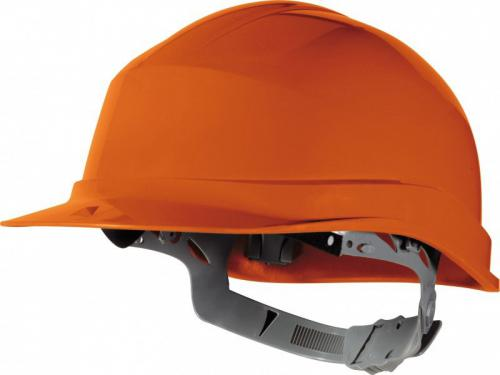 DELTA PLUS Hełm budowlany Zircon1 HDPE pomarańczowy  ZIRC2OR