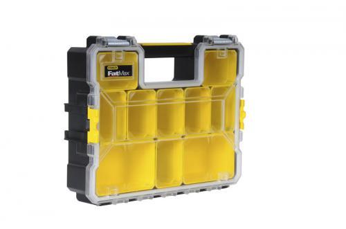 Stanley Organizer wodoszczelny wysoki Fatmax Pro 446 x 116 x 357mm (97-518)