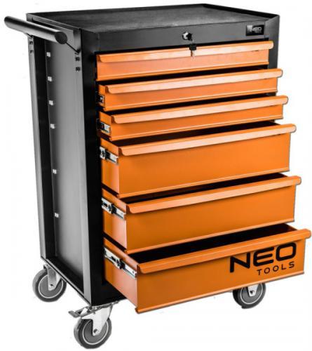 Wózek narzędziowy NEO 6 szuflad (84-221)