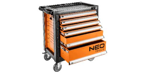 Wózek narzędziowy NEO 6 szuflad (84-223)