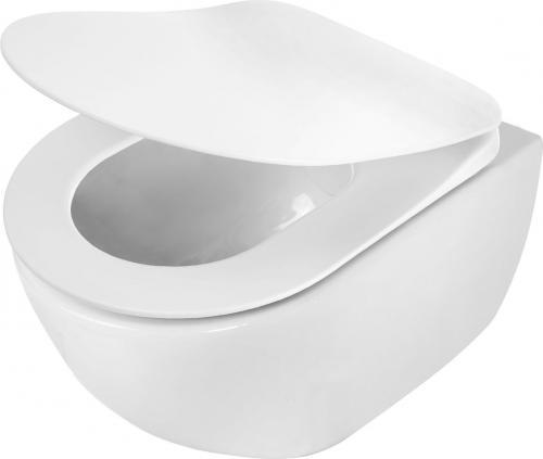 Miska WC Deante Peonia Zero wisząca  (CDE 6ZPW)