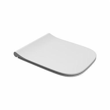 Deska sedesowa Koło Modo Slim wolnoopadająca biała (L30115000)