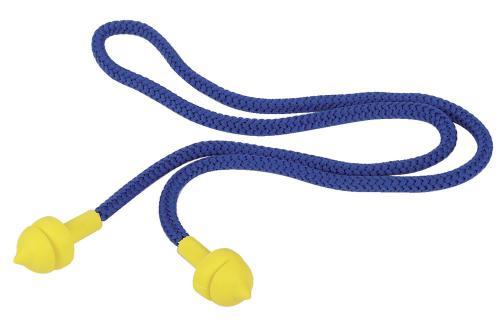 WOLFCRAFT Stopery do uszu z taśmą łączącą 1 para (4872000)