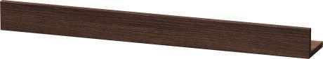 Duravit Półka ścienna DuraStyle 80cm ciemny kasztan (DS791153 L=800)