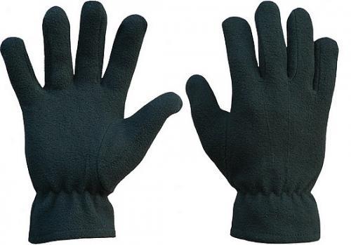 Reis Rękawice polarowe czarne 8 (RPOLAREXB8)