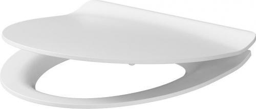 Deska sedesowa Cersanit Parva Slim wolnoopadająca biała (K98-0136)