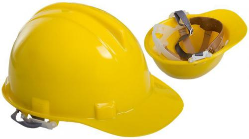 Lahti Pro Kask ochronny przemysłowy żółty (L1040205)