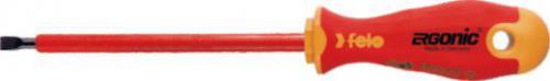FELO Wkrętak płaski Ergo 3 x 100mm izolowany (FL41303090)