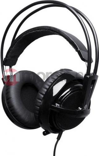 Słuchawki SteelSeries Siberia V2 Black (51101)