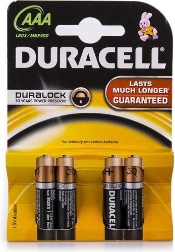 Duracell BASIC LR03/AAA (4szt)