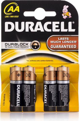 Duracell BASIC LR6/AA (4szt)