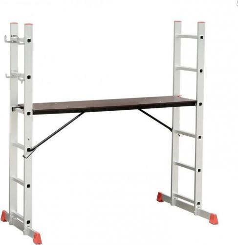 BEST-Tools Pomost roboczy aluminiowy 2 x 6 stopni (BEST-PRA2X6)