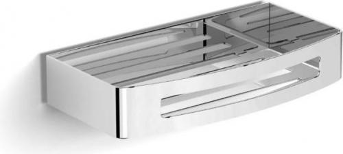 Koszyk prysznicowy Stella Lift & Clean prostokątny chrom (16.035)