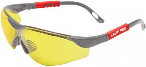 Lahti Pro Okulary ochronne F żółte (46051)
