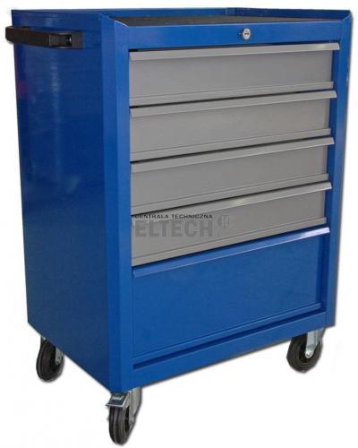 Wózek narzędziowy Stahlwille Wózek narzędziowy 5 szuflad ECONOMIC (1020253)