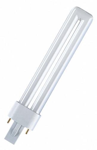 Świetlówka Ledvance Świetlówka kompaktowa G23 (2-pin) 7W 2700K DULUX S (4050300005997)