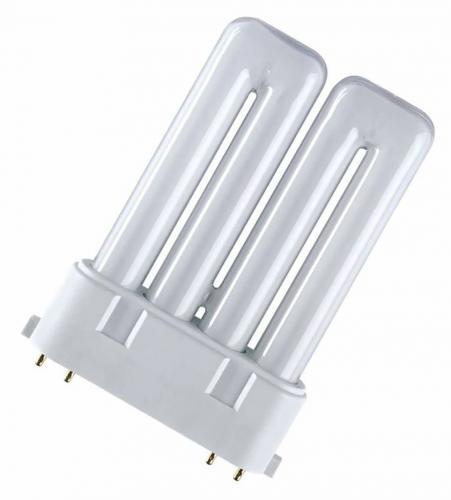 Świetlówka Osram Świetlówka kompaktowa 2G10 4-pin 24W 3000K DULUX F (4050300333601)