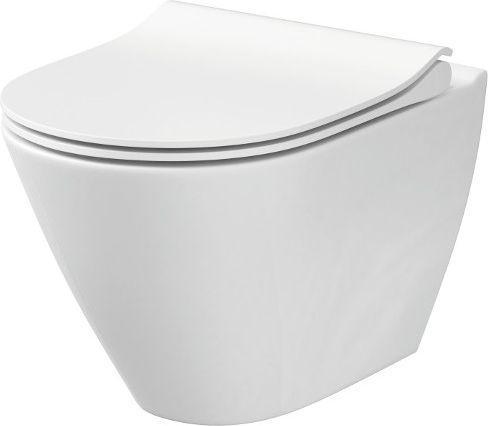Miska WC Cersanit City CleanOn wisząca  (K35-025)