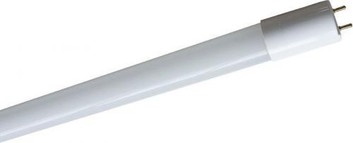 BEMKO Świetlówka LED Tube T8 6000K 10W zasilanie jednostronne klosz mleczny 60cm (D89-T8-LED060-ZJM-6K)