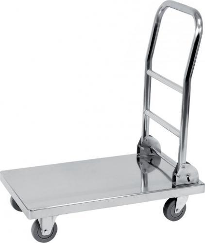 Yato Wózek platformowy składany nośność 150kg  60 x 43cm (YG-09080)