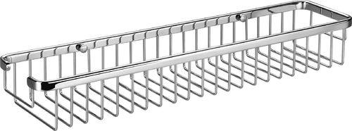 Koszyk prysznicowy Omnires Uni prostokątny chrom (UN8963)