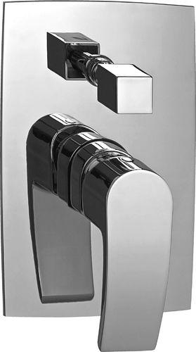 Bateria wannowa podtynkowa Omnires Murray chrom (MU6135)