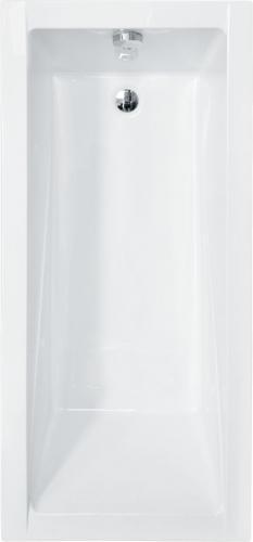Wanna Besco Modern prostokątna 140 x 70cm  (WAM-140-MO)