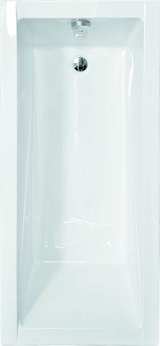 Wanna Besco Modern prostokątna 120 x 70cm  (WAM-120-MO)