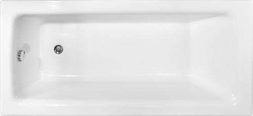 Wanna Besco Talia prostokątna 140 x 70cm  (WAT-140-PK)