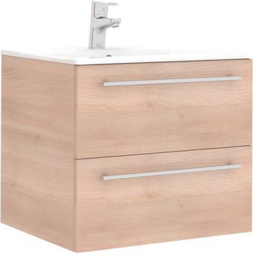 Zestaw szafka z umywalką Cersanit Gracja 60cm jesion (5902115717987)