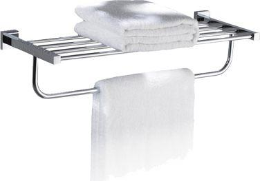 Omnires Półka na ręczniki Lift 57,5cm chrom (8162A)