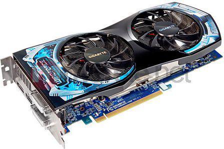 Karta graficzna Gigabyte Radeon HD6850 1024MB  (GV-R685OC-1GD 1.1)