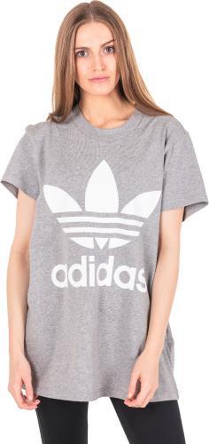 51c58c7ff Adidas Koszulka damska Originals Trefoil Tee CY4762 CY4762 szara r. 34  (CY4762)