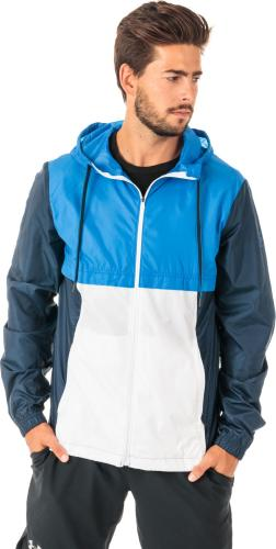 Under Armour Kurtka męska Sportstyle Windbreaker granatowa r. M (1306482-408)