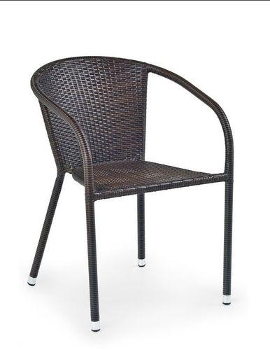Halmar Krzesło MIDAS ciemny brąz