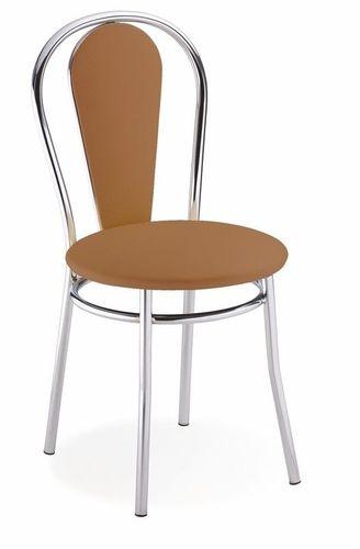 Halmar Krzesło Tulipan Plus V-49 jasny brąz
