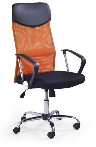 Halmar VIRE fotel pracowniczy pomarańczowy