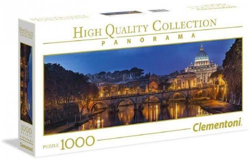 Clementoni Puzzle 1000el HQC Panorama Rome