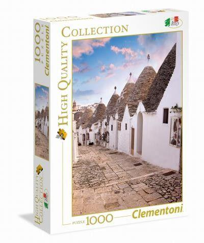 Clementoni Puzzle 1000el Italian Collection Alberobello