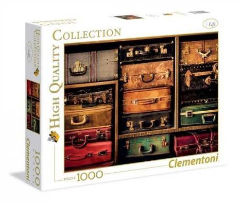 Clementoni Puzzle 1000el HQC Travel
