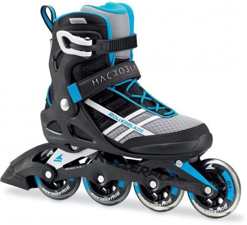 Rollerblade Łyżworolki MACROBLADE 84 W czarno-niebieskie r. 41 (07734700915)