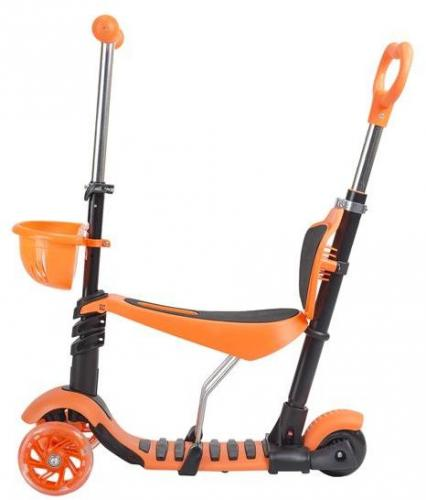 NILS Extreme Hulajnoga HLB07 orange