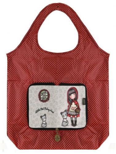 SANTORO Składana torba na zakupy - Little Red Riding Hood (273503)