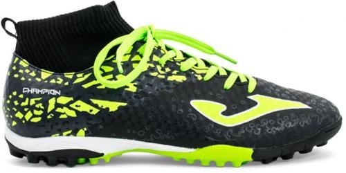 Joma sport Buty piłkarskie Champion 801 Negro TF czarno-zielone r. 43