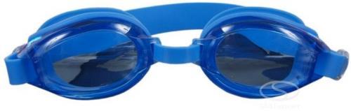 SMJ sport Okularki pływackie G-300 Jr. niebiesko-niebieskie