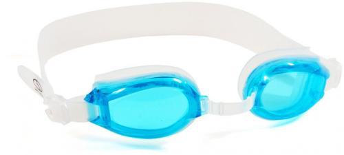 SMJ sport Okularki pływackie G-300 Jr. aqua-przezroczyste