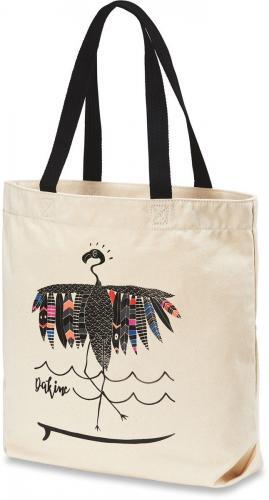 Dakine Torba 365 Canvas Tote Lizzy Flamingo beżowa 21L (10001819)